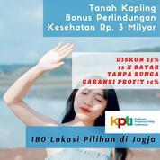 Kavling Tanah Kota Yogyakarta, Diskon 25% (28487707) di Kota Yogyakarta