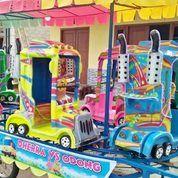 Kereta Panggung Odong Truck Fiber Termurah (28488299) di Kab. Natuna