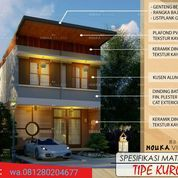 Cluster Nouka Village Rumah Mewah Gaya Jepang Lembang (28490807) di Kab. Bandung Barat