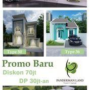 Promo Rumah Kota Malang Diskon 70 Juta Free SHM (28490903) di Kab. Malang