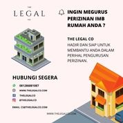 IMB Rumah I Jasa Murah (28491927) di Kota Jakarta Selatan