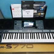Yamaha Keyboard Psr S770 Original Baru (28493051) di Kota Medan