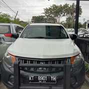 MITSUBISHI TRITON HDX DOUBLE CABIN 4X4 TAHUN 2018 MILIK PRIBADI (SEPERTI BARU) (28495095) di Kota Balikpapan