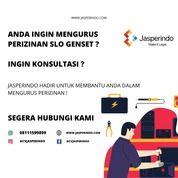 SLO (SERTIFIKAT LAIK OPERASI) GENSET (28499343) di Kota Tangerang Selatan