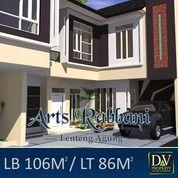 Rumah Strategis Di Jalan Lenteng Agung Jakarta Selatan (28517291) di Kota Jakarta Selatan