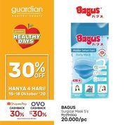 Guardian Promo Masker Weekend Super Deals 30% Off (28525975) di Kota Jakarta Selatan