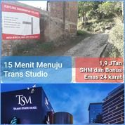 Kavling Siap Bangun Dekat Trans Studio Mall Bandung (28526399) di Kota Bandung