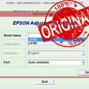Resetter Epson L4150 / L4160 Unlimited Satu PC (28533627) di Kota Surakarta