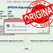 Resetter Epson L605 Unlimited 1 PC (28533651) di Kota Surakarta