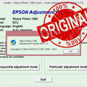 Resetter Epson 1390 NEW Board Kecil Unlimited 1 PC (28533655) di Kota Surakarta