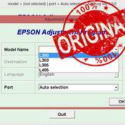 Reseter Epson L380 / L383 / L385 / L485 (Unlimited 1 PC) (28533659) di Kota Surakarta