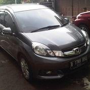 Mobilio 2014 Type E A/T Abu2 Met Tgn 1 Service Record Kunci Serep Ada (28543239) di Kota Jakarta Barat