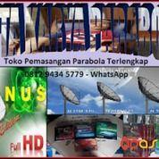 Pasang Antena TV Jatijajar - Tapos - Depok (28543999) di Kota Depok