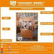 Booth Portable 2 / Gerobak Usaha 2 Temurah (28547783) di Kab. Cirebon