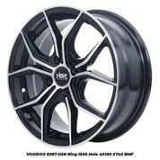 Velg Mobil HSR VOODOO 5087 Ring 15 - Agya Vios Mobilio Swift Ayla (28550919) di Kota Kediri