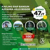 Kavling Siap Bangun 100 M2 Dekat Wisata Villa Kahyangan Jonggol Bogor (28553535) di Kab. Bogor