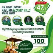 Kavling Siap Bangun 100 M2 Langsung Survey Langsung AJB Dekat Wisata Villa Jonggol (28553615) di Kota Jakarta Pusat