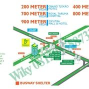 Apartment B-Residence Grogol Memiliki Roof Top Konsep Sky Lounge (28565419) di Kota Jakarta Barat