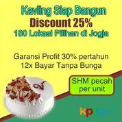 Tanah Perumahan Area Jakal Km. 13 : Cicilan 12 X Tanpa Bunga (28567627) di Kota Yogyakarta