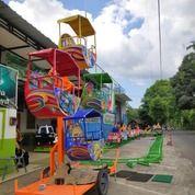 Kincir Mini Plat Banyak Gambar Odong Odong (28570191) di Kab. Subang