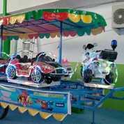 Kereta Mini Panggung Odong Odong Komedi Putar MRC Siap Kirim (28570535) di Kab. Lombok Timur