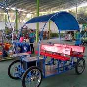Becak Cinta Wahana Odong Odong Ilham EK (28573311) di Kab. Mamasa