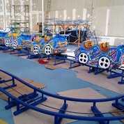 Mini Coaster Kereta Lantai Wahana Asli Cv Ilham Odong EK (28573407) di Kab. Kendal