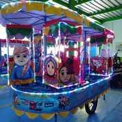 Odongkereta Panggung Fiber Plat Murahhhhhh (28574603) di Kab. Simalungun