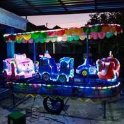 Kereta Panggung Robocar Tayo Full Fiber Paket Komplit (28574699) di Kota Jakarta Barat