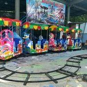 Kereta Lantai Dobel Dudukan Fiberplat Odong (28574951) di Kota Jakarta Timur