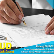 JASA PENGURUSAN USAHA DAGANG (UD) (28578995) di Kota Surabaya