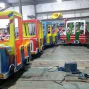 Odong Odong Kereta Lantai Full Fiber Jeep Kondisi Baru Murahhhhh (28581247) di Kab. Kebumen
