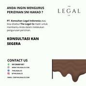 SNI Kakao I Jasa Murah (28584527) di Kota Jakarta Selatan