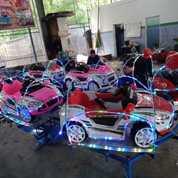 Kereta Panggung Mobil Remot Aki Odong Odong Ilham EK (28588703) di Kab. Bangka Barat