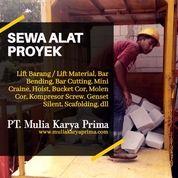 SEWA LIFT MATERIAL BANGKA PROYEK BELITUNG (28590239) di Kota Serang
