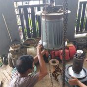 Service & Rewending Pompa Intake (28594231) di Kota Semarang