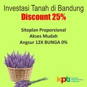 DISKON 25%, Tanah Dekat Kapus UNPAD Jatinangor Sumedang Bandung (28594359) di Kota Bandung