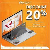Skyroam Discount 20% for Membership Card Holder (28596299) di Kota Jakarta Selatan