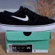 Sepatu Nike SB Dunk Low Stefan Janoski Black White (28598491) di Kota Bandung