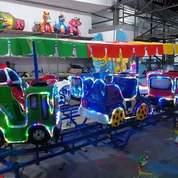 Kereta Rel Panggung Robocar Tayo Full Fiber (28598539) di Kab. Padang Pariaman