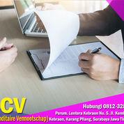 JASA PENGURUSAN CV TERBAIK SURABAYA (28601367) di Kota Surabaya