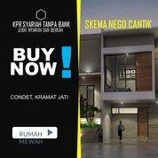 Rumah Syariah The Adn Jakarta Timur Dekat PGC (28609927) di Kota Bekasi