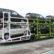 Jasa Kirim Mobil Dari Jakarta Tujuan Pekan Baru Via Car Carrier (28611127) di Kota Jakarta Selatan