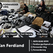 Jasa Import Dari Korea Selatan Via Udara Terpercaya FORWARDER ORG (28611607) di Kota Jakarta Barat