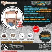 Gerobak Angkringan Paket Sahabat Termurah / Rombong Angkringan Tanpa Lubang (28612751) di Kab. Empat Lawang