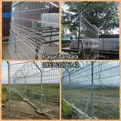 Pagar Brc Dan Pagar Bandara Harga Pabrik Siap Kirim Dari Tangerang Selatan Ke Kota Halmahera (28617943) di Kab. Halmahera Barat