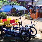 Pabrik Mainan Odong Odong Becak Mini Karakter (28619099) di Kab. Bojonegoro