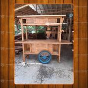 Gerobak Angkringan Terlaris / Gerobak Angkringan Tanpa Lubang Paket Sederhana (28620767) di Kab. Musi Rawas