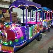 Kereta Thomas Odong Mini Wisata Odong Full Lampu LED 11 (28621083) di Kab. Brebes