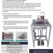 Wastafel Injak Portable Premium (28625367) di Kota Bekasi
